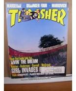 Thrasher Magazine #260 September 2002 Marseille, Dillinger Tour, Markovich - $8.99