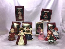 Madame  Alexander Doll Hallmark Keepsake Holiday Ornaments - $11.65