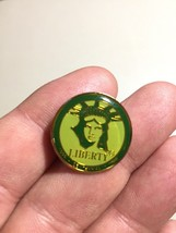 USA United States Statue Of Liberty Lapel Hat Pin Pinback Centennial Vtg... - $12.37