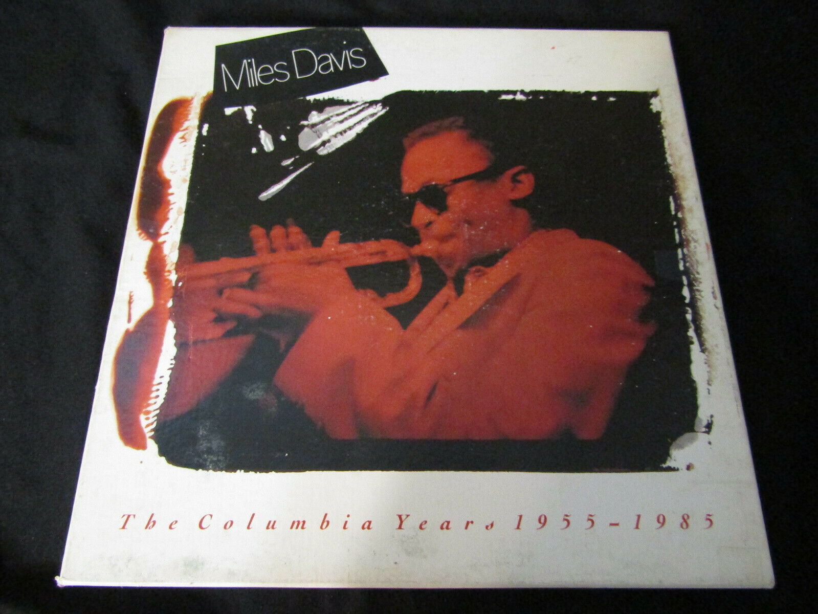 Primary image for Miles Davis The Columbia Years 1955 - 1985 C5X 45000 Stereo Vinyl Record LP Box