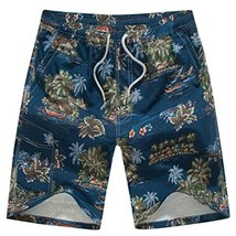Men's Casual Shorts Beach Shorts Stylish Sport Shorts Quick-dry No.12 - $18.09