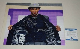 DUKE SACRAMENTO KINGS MARVIN BAGLEY SIGNED AUTOGRAPHED 11x14 PHOTO BAS F... - £94.33 GBP