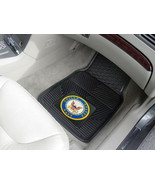 US Navy Car Mats 4 Piece Front & Rear Heavy Duty Vinyl - $58.90