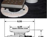 Square drain fitting pvc thumb155 crop