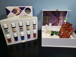 Young Living Essential Oils Premium Starter Kit - New in Box! Vitality - $133.64