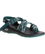 New CHACO ZX/2 Classic Sports Sandals Women 11 Angular Teal - $62.70