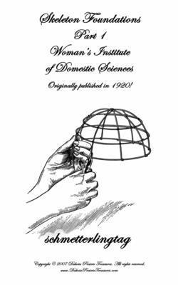 1920 Millinery Book Make Roaring 20s Flapper Hat Frames Flapper DIY Milliner 1