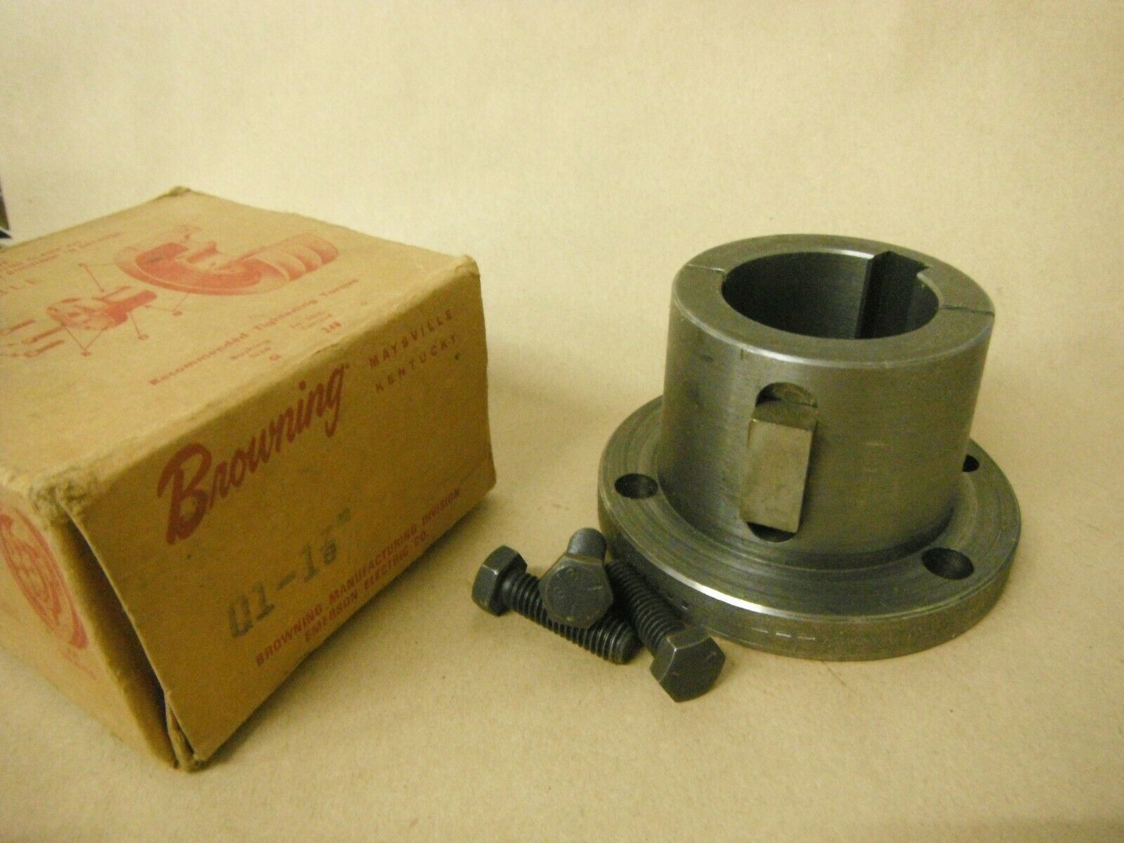 Primary image for BROWNING Q1 1-7/8 SPLIT TAPER BUSHING