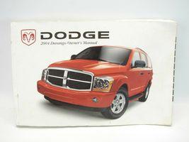 2004 Dodge Durango Owner's Manual (T85) image 5