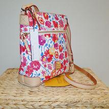Dooney & Bourke Marabelle Floral Crossbody NWT image 9