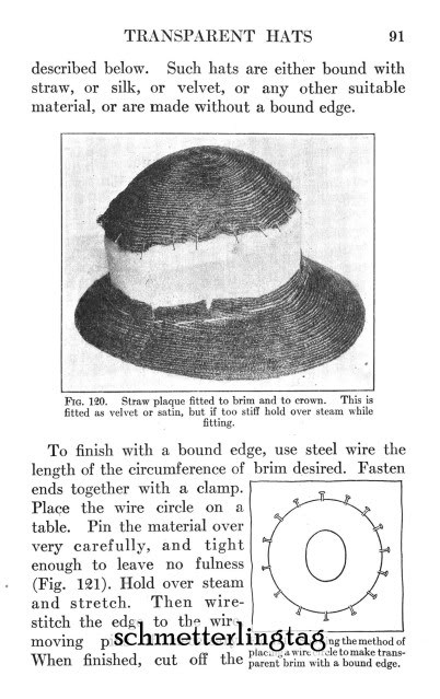 1926 Flapper MILLINERY Book Every Woman Flapper Roaring 20s Hat Making DIY Guide