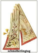 1929 Glove Making Book Make Leather Retro DIY Gloves Mittens Moccasins M... - $12.99