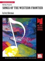 Songs Of The Western Frontier/Guitar/Piano/Vocals/Has Chord Names - $12.95