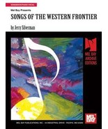 Songs Of The Western Frontier/Guitar/Piano/Voca... - $12.95