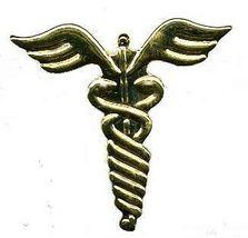 12 Pins - CADUCEUS , medical medicine doctor pin 722 - $9.50