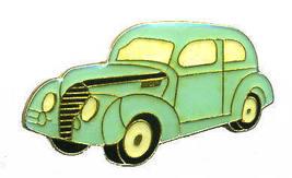 12 Pins - CAR , classic antique hat tac lapel pin #128 - $9.50