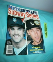Subway Series Mets Vs. Yankees Subway Series 2000 Collectible Willets Po... - $19.79