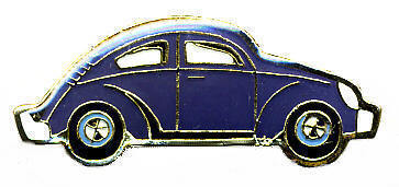 12 Pins - VOLKSWAGEN , blue vw car hat lapel pin 124