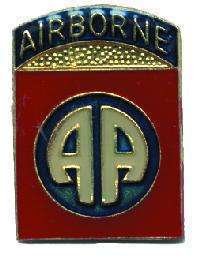 12 Pins - 82nd AIRBORNE , military hat lapel pin #1927 Bonanza