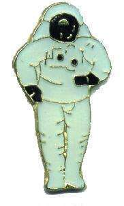 12 Pins - ASTRONAUT, hat tac lapel space pin #4818