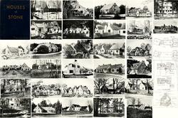 1933 Prohibition Depression Era Home Houses Floor Plans CD DIY Home Carpentry