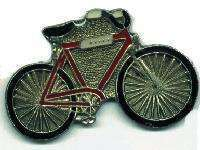 12 Pins - BICYCLE , bike biking hat lapel pin #1581 Bonanza