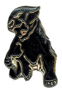 12 Pins - BLACK PANTHER , hat tac lapel pin #3017 Bonanza