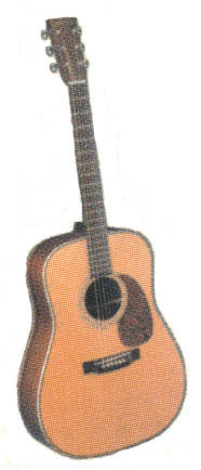 12 Pins - BROWN ACOUSTIC GUITAR , music lapel pin #4876 Bonanza
