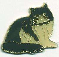 12 Pins - CAT , hat tac lapel pin #1606 Bonanza