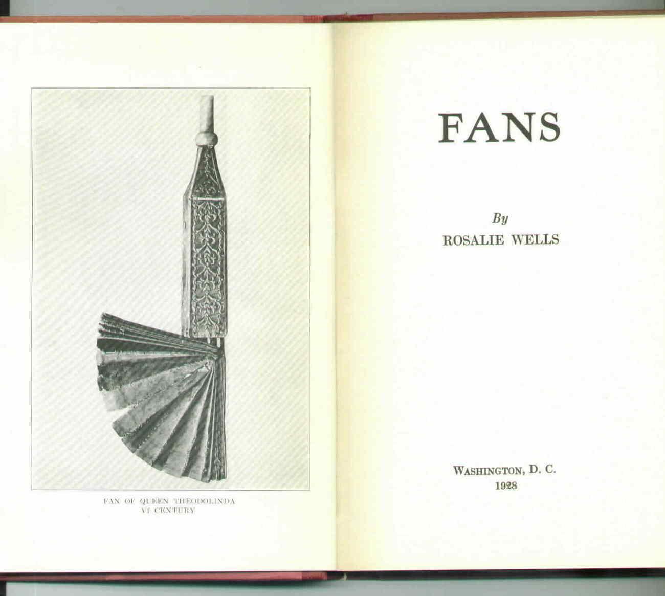 Fans - Decorative Fans - Collectible Antiquarian