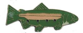 12 Pins - FISH , fishing fisherman hat lapel pin #4693 - $9.00