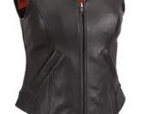 Women leather vest1 thumb155 crop