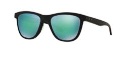 Oakley Men's OO9320 12 Sunglasses  Moonlighter Black Frame Green Lens - $97.02