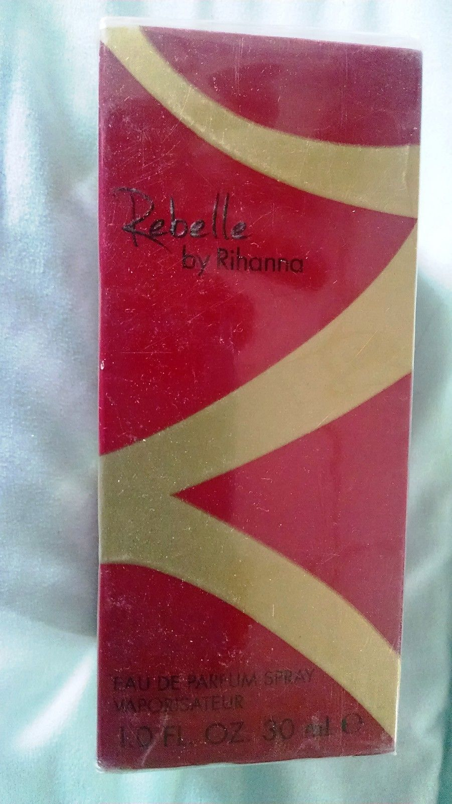 Rebelle by Rihanna Eau De Parfum Spray Vaporisateur 1.0 oz  - New / Sealed