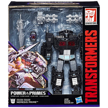 Hasbro Transformers Power of The Primes Nemesis Prime Action Figure - $95.00