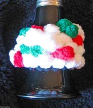 Clarinet Accessory/Bell Bottom/Red/White/Green PomPons - $5.94