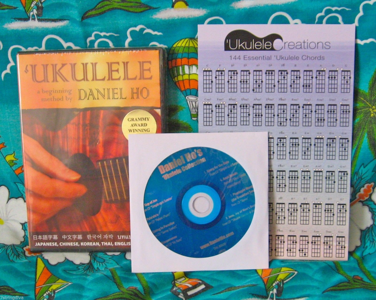 Daniel Ho Concert Ukulele Starter Pack/My Top Pick For Concert Uke!