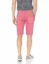 Levi's 511 Men's Premium Slim Fit Stretch CutOff Shorts Fruit Dove 365550287 image 2