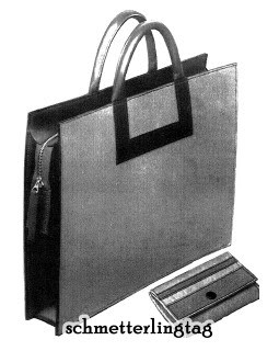1947 Leatherwork Book Make Swing Era Purses Shoes Sandals Moccasins Cases Wallet