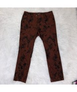 Dalia Collection Women's Size 8 Modern Fit Brown Pants - $23.74