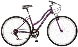 Schwinn Odana 700c Women's 16 Hybrid Bike, 16-Inch/Small, Purple - $471.13