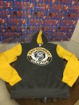Gas Monkey Garage Authentic Dallas Texas Hoodie Sweatshirt Small Good Co... - $17.81