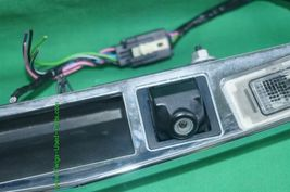 Cadillac CTS 4dr Sedan Rear Trunk Trim Chrome Mounding Panel with Camera 11 -14 image 10