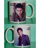 John Stamos 2 Photo Designer Collectible Mug 01 - $14.95
