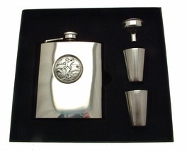 Hip Flask Gifts For Golfers Golf Gifts For Men Golfing Gifts Golf Hip Flask - $1.891,37 MXN