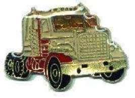 12 Pins - SEMI TRUCK , trucker driver hat lapel pin 158 - $9.00