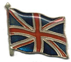 12 Pins - UNITED KINGDOM uk british flag lapel pin #694 - $9.00