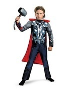 Thor Classic Muscle Party Cosplay Costume Halloween carnival Costumes Ki... - $408,60 MXN