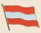 12 Pins - AUSTRIA , flag hat lapel badge pin sp190 Bonanza