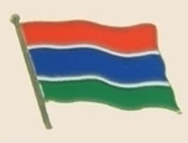 12 Pins - GAMBIA , flag hat lapel badge pin sp213 - $18.00